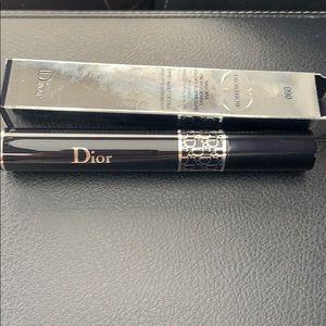 Dior pro black mascara